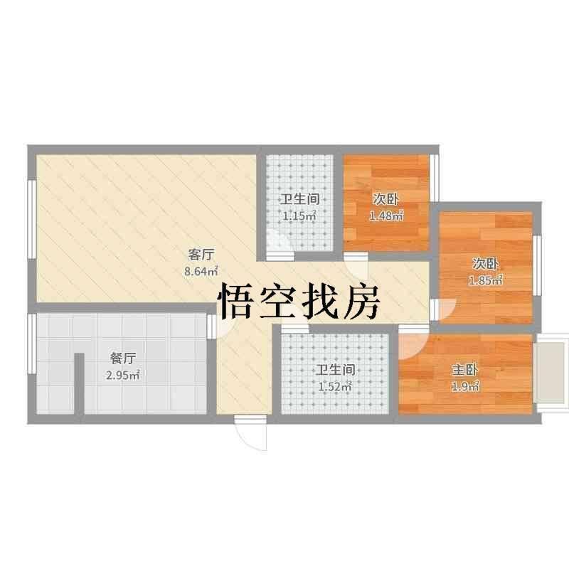 大峰胜溪苑二期
